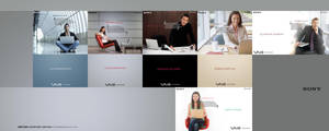 VAIO ads. by Dalash