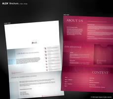 ALZA Brochure. by Dalash