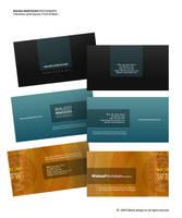 WM. Business Cards by Dalash