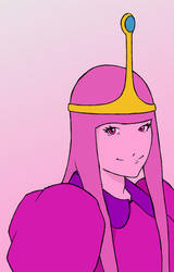 Princess Bubblegum by Jenko-the-Red