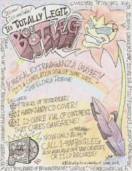 Totally Legit Bootleg Poster by A-Terrible-Cartoon
