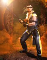 The Samurai Bio by TexanJoeDA