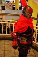 DWL - Red Man : Grin Reaper by Karumaru