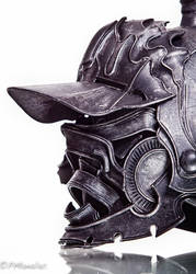 FF XII : Gabranth's Helm 01 by Karumaru