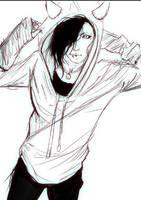 Uta Sketch by Vee--Fox