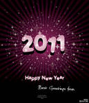 2011 Greetings by CrazyNalin