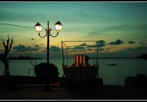 :: fishing boat 5 :: by HarisDrako