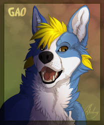 Commission - Gao by Chaluny