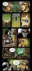 Athena's Downfall #11 by 1stRowHeroesClub