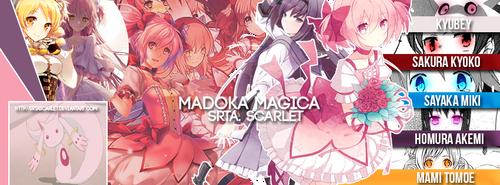 Srta. Scarlet - Madoka Magica by SrtaScarlet