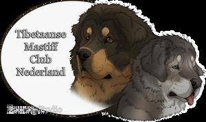 Tibetan Mastiff Club Netherlads Logo by Noulla