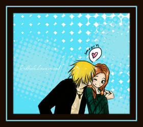 Clary and Jace by Zoehi