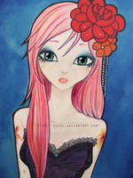 Pink by Zoehi