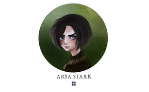 Arya Stark by Zoehi