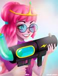 Princess Bubblegum by Zoehi