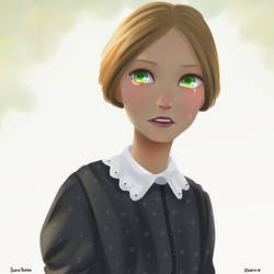 Jane Eyre by Zoehi