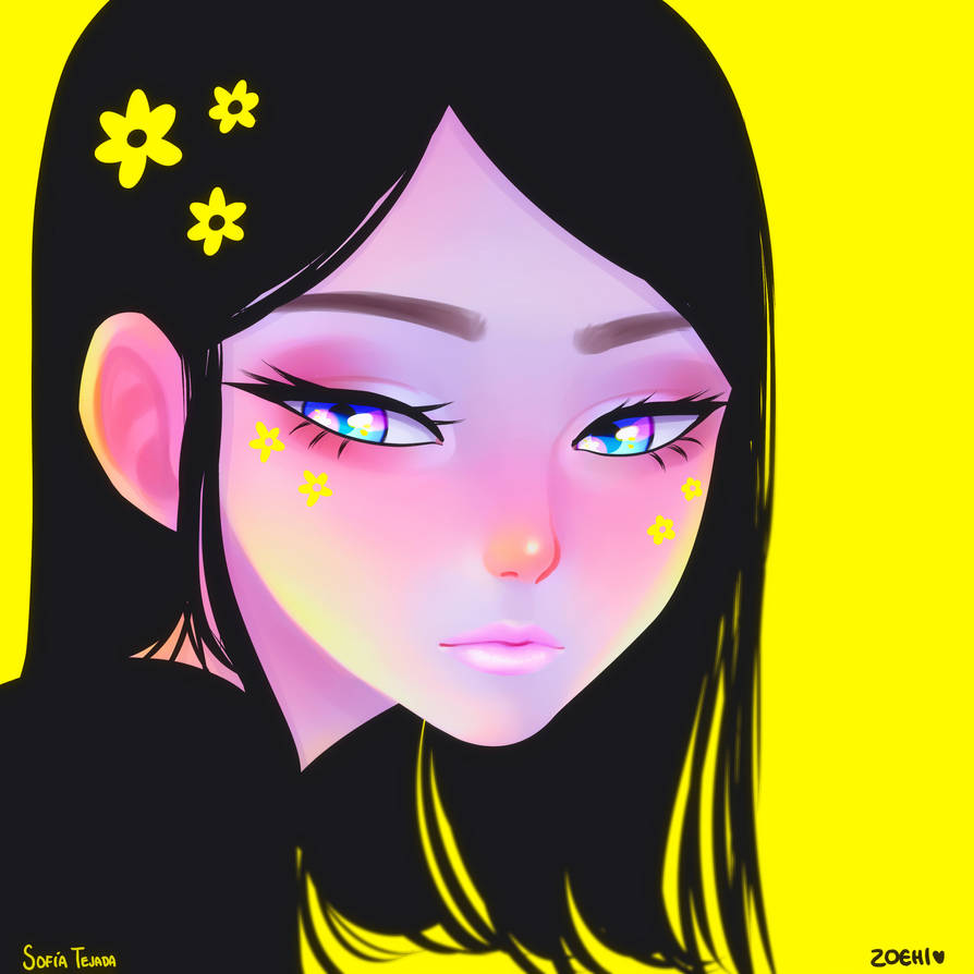 Yellow by Zoehi