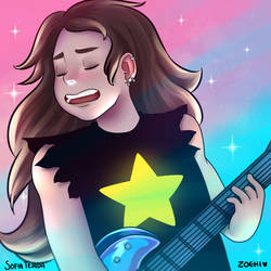 Greg Universe by Zoehi