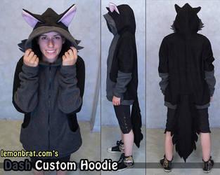 Dash Custom Hoodie by lemonbrat