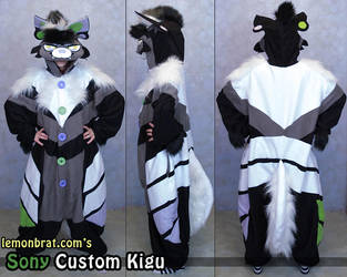Sony Custom Kigu by lemonbrat