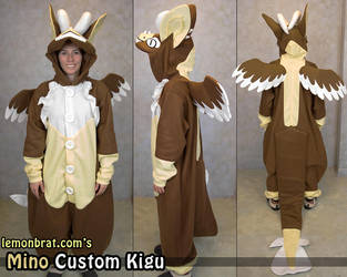 Mino Custom Kigu by lemonbrat