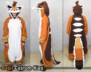 Basil Custom Kigu by lemonbrat