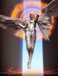 Sorceress Main by HalfLifeComics