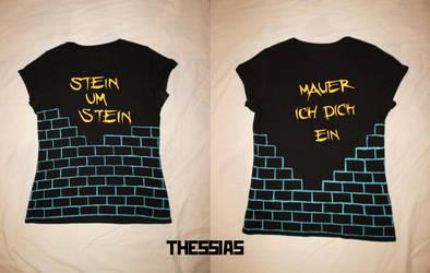Stein um Stein Shirt by thessias