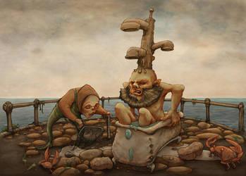 Ye Olde headtap by Rubens-Oscroft