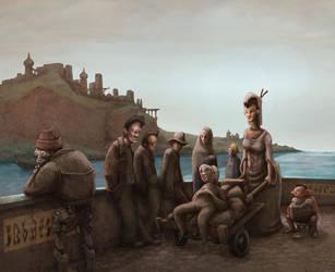 Quay by Rubens-Oscroft