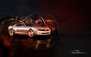 WebRidesTv Camaro Concept by zachiatrist