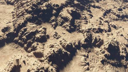 Eroded Barren by sethlebatard