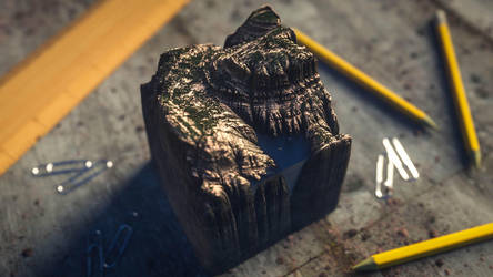 Sculpting Cliffs by sethlebatard