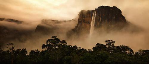 Where the Dark River Rises by michaelanderson