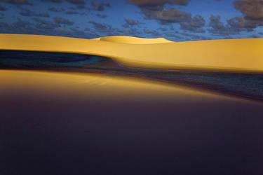 The Sharp Edge of Light by michaelanderson