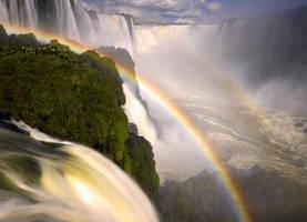 Iguazu by michaelanderson