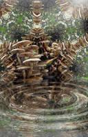 Mushroom-madness! by taisteng