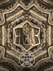 Heraldry of fallen Angels #8: Ipos by taisteng