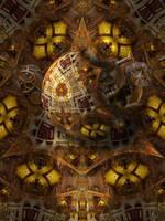 The Clockwork Faberge-egg by taisteng