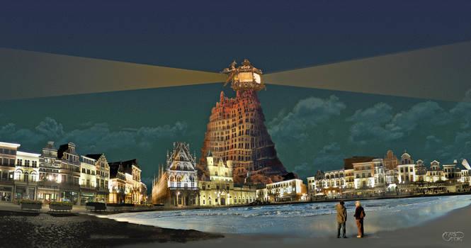 Midnight at Mechelen by taisteng