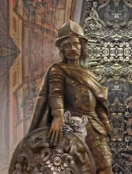 Don Rodrigues del Carmen - detail by taisteng