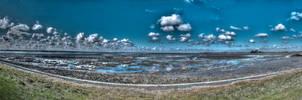 Panorama Terschelling The Netherlands by taisteng