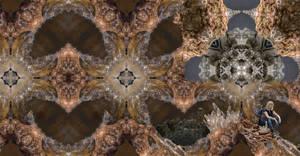 Crystal Caves of Breda - Wraparound by taisteng