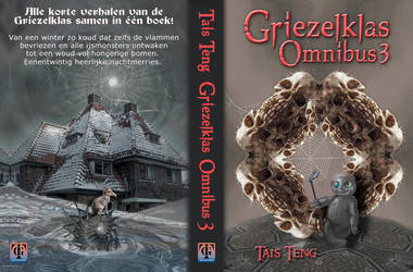 Cover for Griezelklas Omnibus 3 by taisteng