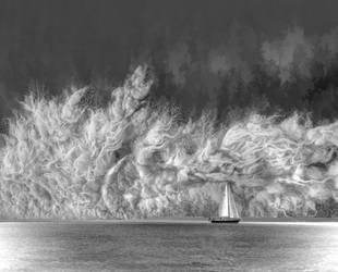 The Wrath of Poseidon by taisteng