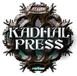 Logo for Kadhal Press by taisteng