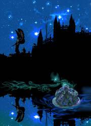 Cover voor Onder parelmoeren hemels, Hans d'Ancy 4 by taisteng