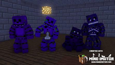 Shadow Freddy Generations by oldsportDSAF