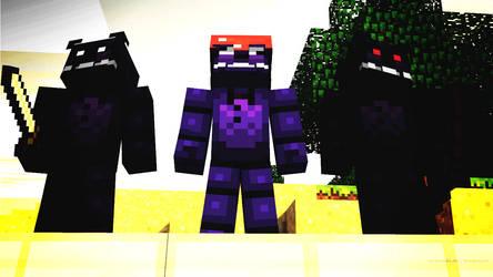 The Purple Heroes by oldsportDSAF