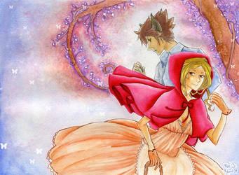 Cover: Le Petit Chaperon Rouge by Silveril